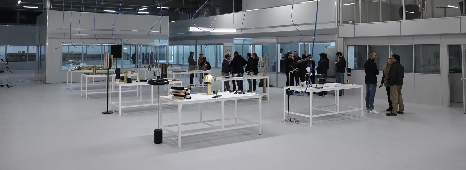 New Preggo Lighting Factory