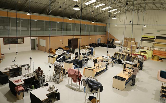 New Preggo Upholstery Factory